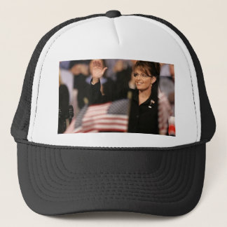 Sarah Palin Trucker Trucker Hat