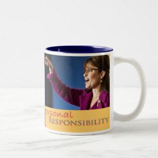Sarah Palin Virtues Mugs