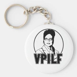Sarah Palin VPILF Keychain