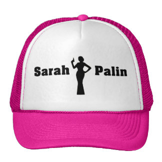 Sarah Palin Woman of Mystery Hat