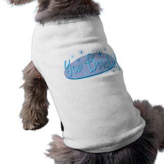 Sarah Palin You Betcha! Dog Shirt
