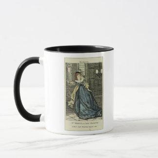 Sarah Siddons  as Lady Macbeth Mug