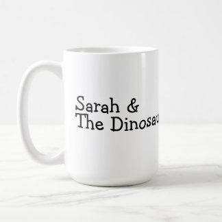 Sarah & The Dinosaur Mug
