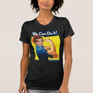 Sarah The Riveter! Tshirt