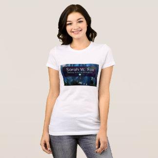 Sarah W Fox Digital Art and Logo T-Shirt