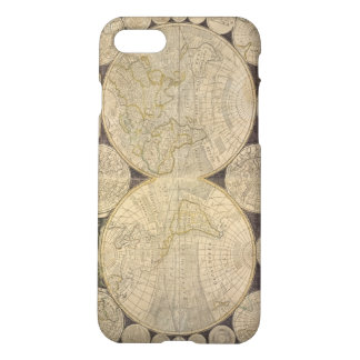 Sarah World Map Phone Case