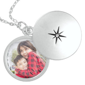 Sarah & Zachy 2017 Round Locket