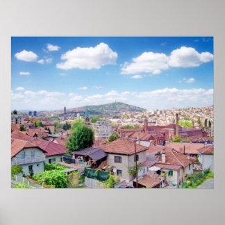 Sarajevo, Bistrik View Poster