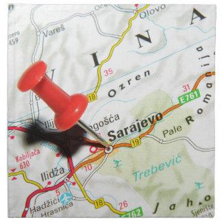 Sarajevo, Bosnia and Herzegovina Napkin