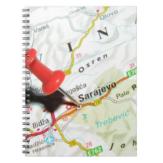 Sarajevo, Bosnia and Herzegovina Notebooks