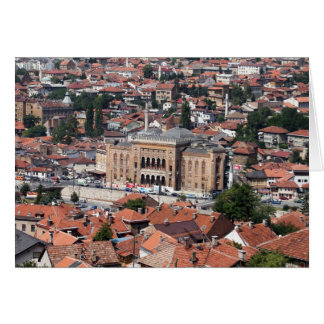 Sarajevo Card