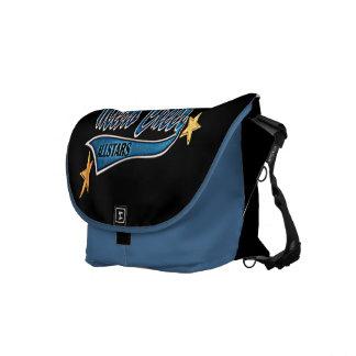 Sara's Metro Cheer Messenger Bag