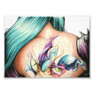 Saras Tattoo_Print Photo Print