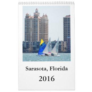 Sarasota Calendar 2016
