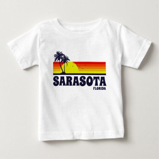 Sarasota Florida Baby T-Shirt