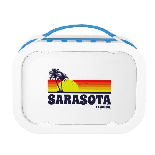 Sarasota Florida Lunch Box