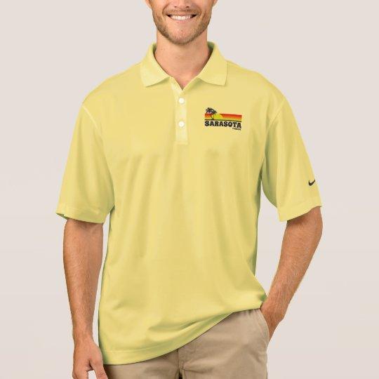 Sarasota Florida Polo Shirt
