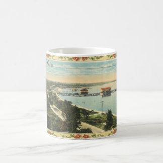 Sarasota's Pier Coffee Mug