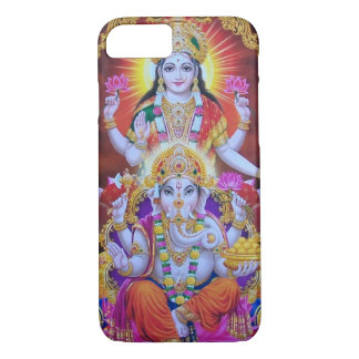 saraswati ganesh godness god peace india iPhone 7 case