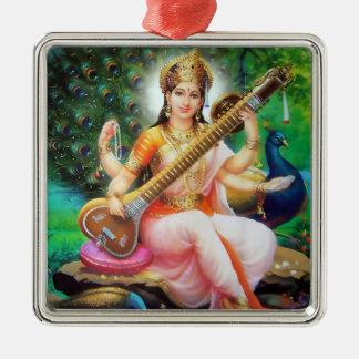 Saraswati Ornament - Version 1