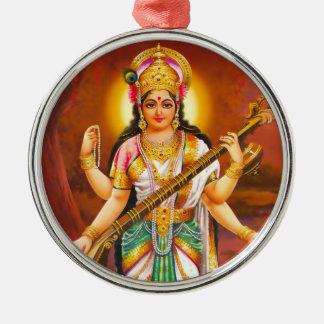 Saraswati Ornament - Version 2