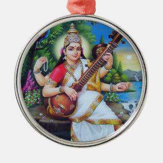Saraswati Ornament - Version 3