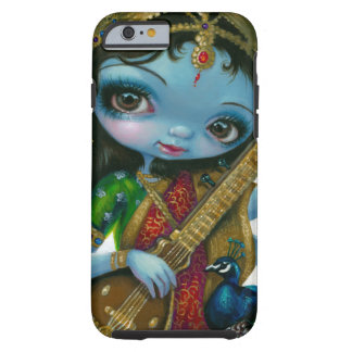 """Saraswati Playing Veena"" iPhone 6 case"