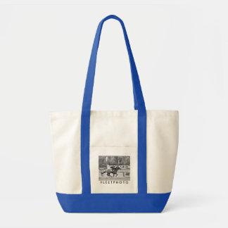 Saratoga Morning Workouts Canvas Bag