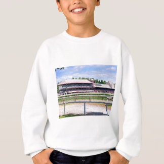 Saratoga Race Course and Clare Court Sweatshirt