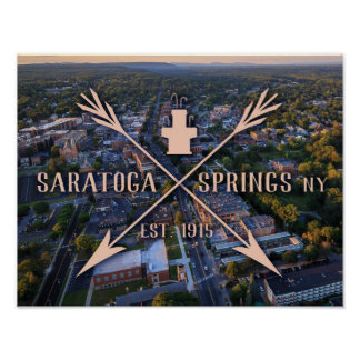 Saratoga Springs Series 01 Poster