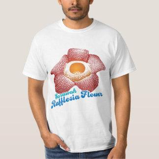 Sarawak Rafflesia Flower T-Shirt