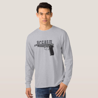 Sarcasm Gun T-Shirt