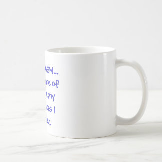 SARCASM... just one of the many services I offer. Coffee Mug
