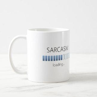 Sarcasm Loading... Coffee Mug