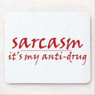 Sarcasm Mouse Pad