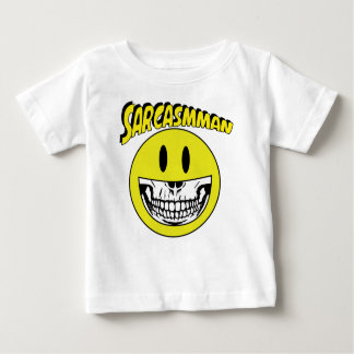 Sarcasmman Baby T-Shirt