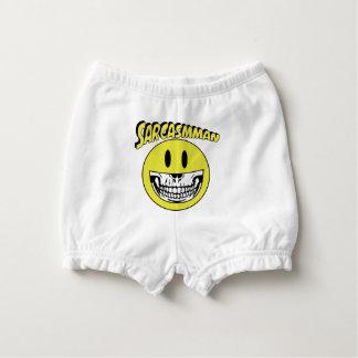 Sarcasmman Diaper Cover