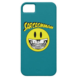 Sarcasmman iPhone 5 Case