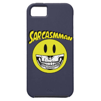 Sarcasmman iPhone 5 Cover