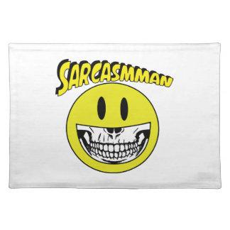 Sarcasmman Placemat
