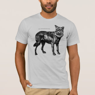 "Sarcastic Wolf ""I could explain but I won't even.. T-Shirt"