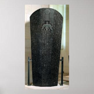 Sarcophagus of Djedhor, Ptolemaic Period Poster