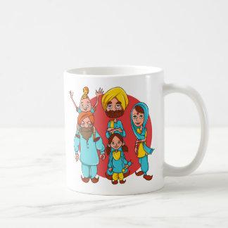 Sardar Ji And Family! Coffee Mug