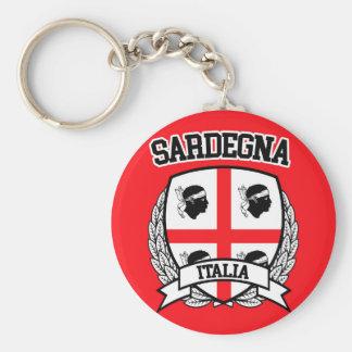 Sardegna Keychain