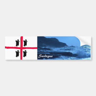 Sardegna Paradise Sticker 2 Bumper Sticker