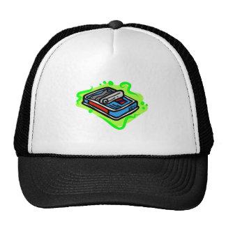 Sardines Mesh Hats