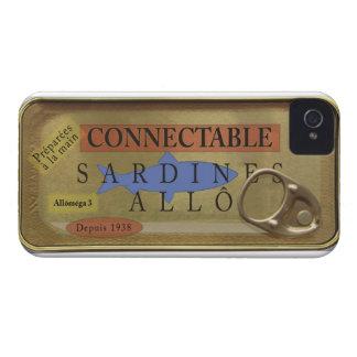 Sardines Hello iPhone 4 Covers