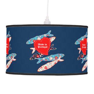 Sardines made in Portugal Pendant Lamp