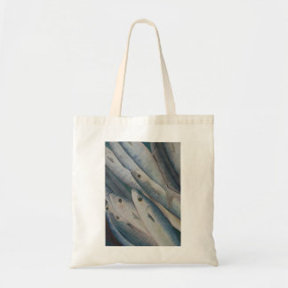 Sardines to go! tote bag