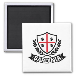 Sardinia Italia Magnet